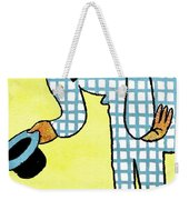 Cartoon 02 Weekender Tote Bag by Svetlana Sewell