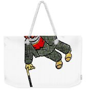 Cartoon 03 Weekender Tote Bag by Svetlana Sewell