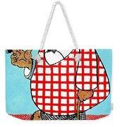Cartoon 05 Weekender Tote Bag by Svetlana Sewell