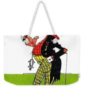 Cartoon 10 Weekender Tote Bag