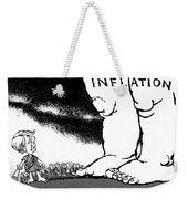 Inflation, 1978 Weekender Tote Bag