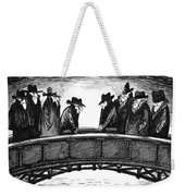 Powers Trade, 1962 Weekender Tote Bag