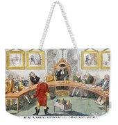 Cartoon: Surgeons, 1811 Weekender Tote Bag