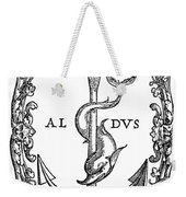 Cartouches, 1545 Weekender Tote Bag