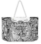 Cartouches, 1572 Weekender Tote Bag