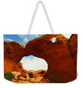 Carved By The Winds Of Time Weekender Tote Bag