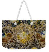 Casa Batllo Tiles Weekender Tote Bag