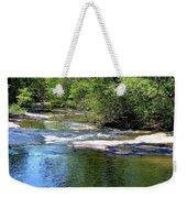Cascade Creek Weekender Tote Bag