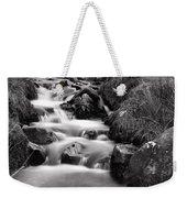 Water Fall In Slow Motion Weekender Tote Bag