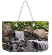 Cascade Waterfall Weekender Tote Bag