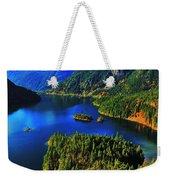 Cascades Lake Weekender Tote Bag