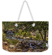 Cascading Creek Weekender Tote Bag
