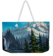 Cascading Falls Weekender Tote Bag by C Steele