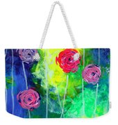 Cascading Light By Jan Marvin Weekender Tote Bag