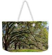 Cascading Oaks Weekender Tote Bag