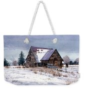 Cache Valley Barn Weekender Tote Bag
