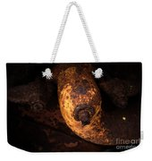 Case Tractor Abstract Weekender Tote Bag