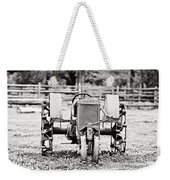 Case Tractor Weekender Tote Bag by Scott Pellegrin