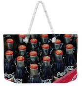 Classic Case Of Coca Cola Weekender Tote Bag