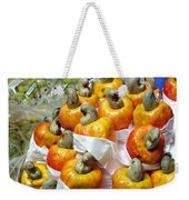 Cashew Fruit - Mercade Municipal Weekender Tote Bag