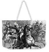 Casimir Pulaski (1748-1779) Weekender Tote Bag