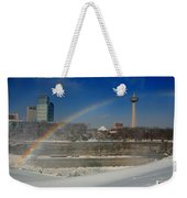 Casinos And Rainbows Weekender Tote Bag