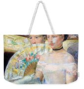 Cassatt's The Loge Weekender Tote Bag