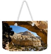 Cassidy Arch Weekender Tote Bag