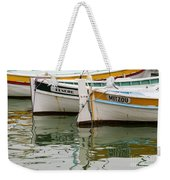 Cassis Calanques Weekender Tote Bag