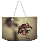 Cast A Shadow Weekender Tote Bag