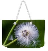 Cast Your Fate To The Wind Weekender Tote Bag