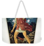 Castagno's David With The Head Of Goliath Weekender Tote Bag