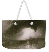 Castania Sicily Weekender Tote Bag by Joseph Mallord William Turner