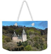 Castell Coch Cardiff Weekender Tote Bag