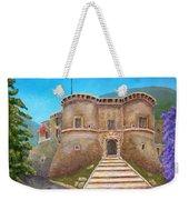 Castello Ducale Di Faicchio Weekender Tote Bag