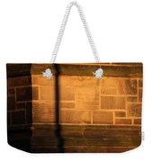 Casting Shadows Weekender Tote Bag