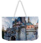Castle And Clouds Weekender Tote Bag