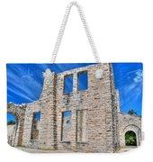 Castle And Sky Weekender Tote Bag