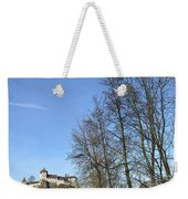 Castle And Trees Weekender Tote Bag