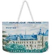 Castle Blois Weekender Tote Bag