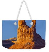 Castle Butte Weekender Tote Bag