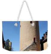 Castle Courtyard Weekender Tote Bag