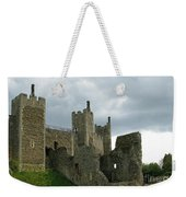 Castle Curtain Wall Weekender Tote Bag