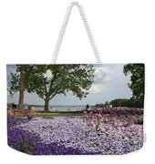 Castle Garden Schwerin - Germany Weekender Tote Bag