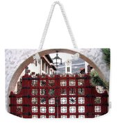Castle Gate Weekender Tote Bag