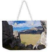 Castle Hill #5 Weekender Tote Bag
