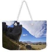 Castle Hill #7 Weekender Tote Bag