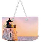 Castle Hill Light 3 Weekender Tote Bag