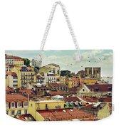 Castle Hill Neighborhood Weekender Tote Bag