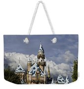Castle In The Clouds Weekender Tote Bag